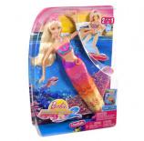 Barbie morská víla surferka