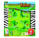 Hra Safari - schovaj a nájdi