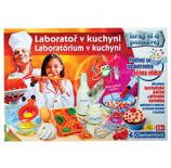 Laboratórium v kuchyni