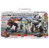 KRE-O Transformers - Optimus vs. Megatron