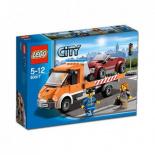 60017 Lego City - Auto s plochou korbou