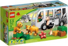 10502 Lego Duplo - Zoo autobus