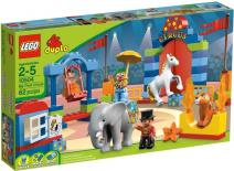 10504 Lego Duplo - Môj prvý cirkus