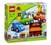 10552 Lego Duplo - Tvorivé autíčka