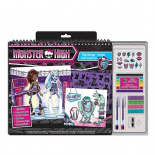 Monster High - módny skicár