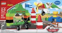 10510 LEGO DUPLO - Planes Ripslingerov letecký súboj