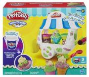 Playdoh - Zmrzlinový stánok