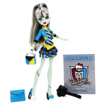 Monster High - Bábika Mix