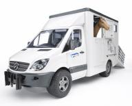 Transportér koní Mercedes Benz Sprinter