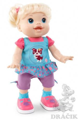 Chodiaca bábika
