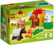 10522 Lego Duplo - Zvieratká z farmy