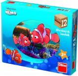 Nemo - drevené kocky
