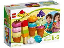 10574 LEGO DUPLO - Postav si zmrzlinu
