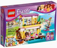 41037 Lego Friends - Plážový domček Stephanie