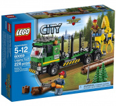 60059 Lego City - Drevorubačské auto