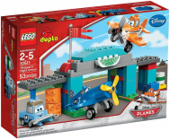 10511 Lego Duplo Planes - Skipperova letecká škola