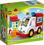 10527 LEGO DUPLO - Sanitka