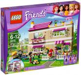 3315 Lego Friends - Olívia a jej dom