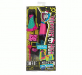Monster High - Kreatívne šaty