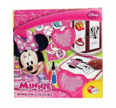 Farby na sklo - Minnie Mouse