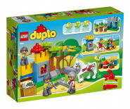 10569 LEGO DUPLO - Útok na poklad