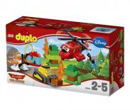 10538 LEGO DUPLO - Hasiči a záchranári