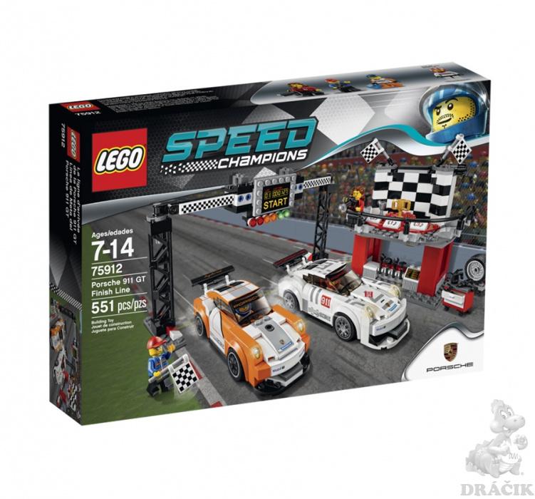 75912 lego speed champions porsche 911 gt v cie ovej rovinke dr ik. Black Bedroom Furniture Sets. Home Design Ideas