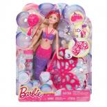 Barbie - Morská panna s bublinkami