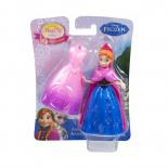 Disney Frozen - Mini bábika s kúzelnými šatami
