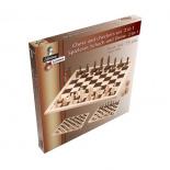 Šach 2 v 1