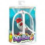 Digi Birds - Spievajúci vtáčik v klietke