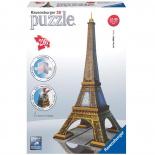 Puzzle 216 - 3D Eiffelova veža