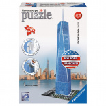 Puzzle 216 - 3D One wolrd trade center