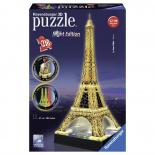Puzzle 216 - 3D Eiffelová veža