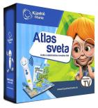 Elektronická ceruzka Albi - Atlas sveta