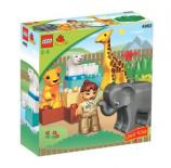 4962 Lego Duplo - Zoo