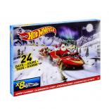 Hot Wheels - Adventný kalendár