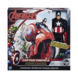 Avengers - Akčné figúrky s novými vozidlami