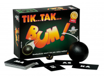 Hra - Tik Tak Bum!