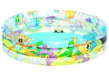 Nafukovací bazén - 3 komorový