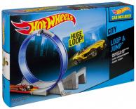 Hot Wheels - Dráha s prekážkami