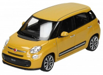 Autíčko 1:34 Fiat 500L