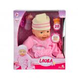 Bábika Laura 38 cm