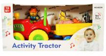 Hudobný traktor