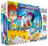 Veľké chemické laboratórium