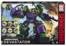 Transformers 4 - Devastator