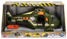 Záchranárský vrtuľník