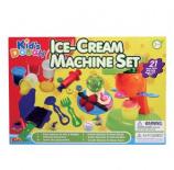 Súprava s plastelínou - zmrzlináreň