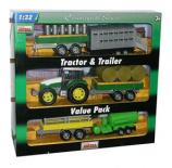 Traktor a prívesy