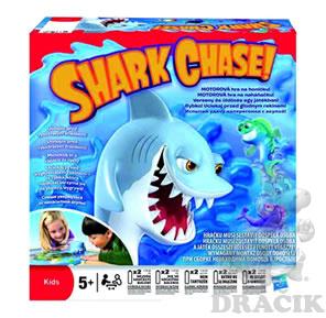 Hra - Naháňačka so žralokom